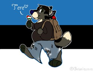 ESTONIA! Im coming! by Grion