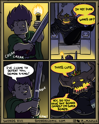 Swords XVII by mjwills