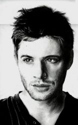 Jensen Ackles by lycanmellow