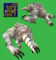 Spore Races - Shaman by Monster-Man-08