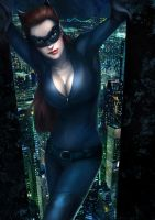 Catwoman by iVANTAO