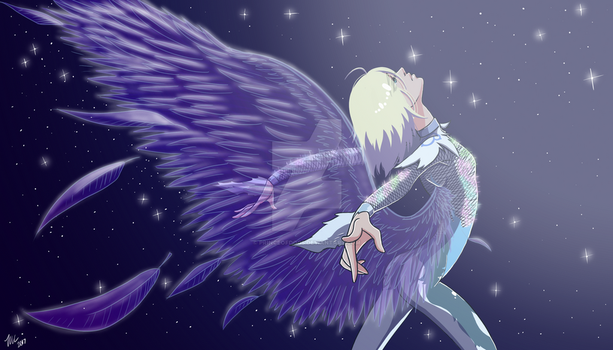 Yurio On Ice by PrinceOfDogs