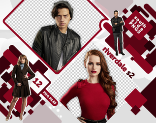 Png Pack 3590 - Riverdale cast by southsidepngs
