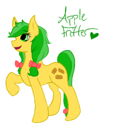 Apple Fritter by Mossstar8Backup