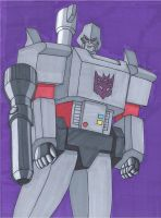 Megatron by RobertMacQuarrie1