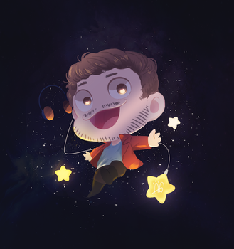 Little Star Lord by Avenisia