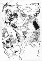 ... And Stay down - Inked by AdamHughes