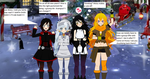 Team Rwby's North pole missadventures part one by imyouknowwho