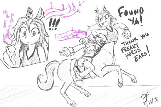 Crane's New Fiery Feathered Friend! (Part 5.5) by MinionKing