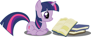 Twilight reads books by Felix-KoT