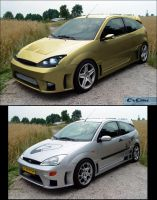 2003 Ford Focus by ExCom