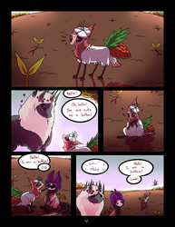 Button's Transformation pg 4 by lyricalmime