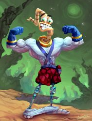 Earthworm Jim by Grainicus