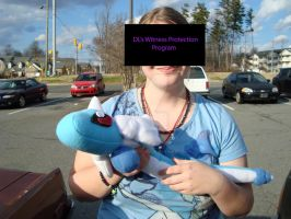 Dragonair Pokemon Plush for Lostwings183 by Dark-and-One-Other