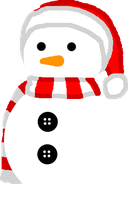 Snowman by SweetCreeper132PL