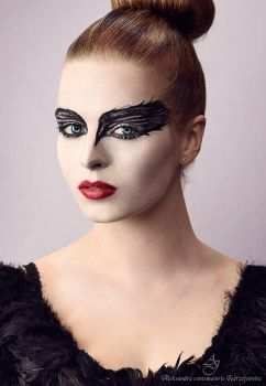 ...black swan... by canismaioris