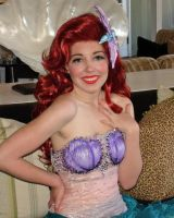 Ariel Cosplay by swanny1