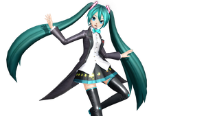 PDX [Edit] 2016 Symphony Miku by ROKI-P