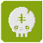 Skeleton icon by Mammouth55