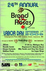 Bread And Roses Poster 2009 by angelralba