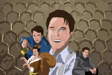 John Barrowman Tribute by GalaxyZento