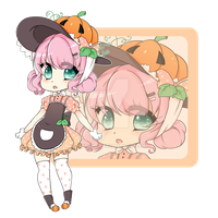NOW DTA HE Day 4: Pumpkin [CLOSED] by Nyxium
