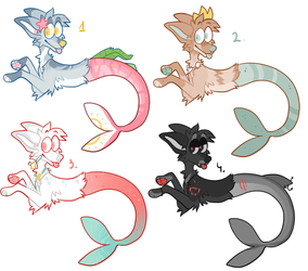 Meredogs Adopts by hex000000