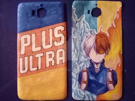 [Traditional Art] ''Phone cases'' by MaximaxArt