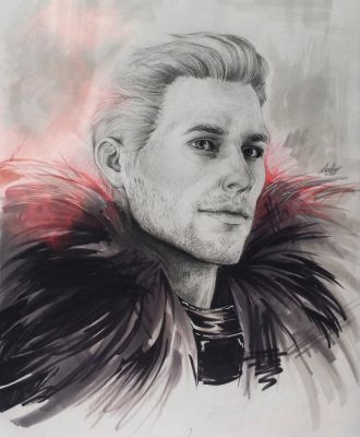 Cullen Rutherford by ellieshep