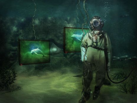 Diver-TV by arite