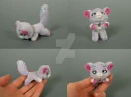 Mini Kitty Plush - Sofia the First by WhittyKitty
