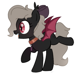 Bat Pony Adopt Auction [CLOSED] by RoyalSwirls