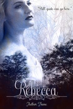 Rebecca Book Cover by DLR-Designs