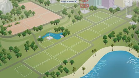 (Sims 4 Fanmade Map) Belladonna Cove by filipesims