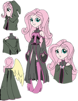 Mutants and Kindness - Fluttershy (X-Man Uniform) by edCOM02
