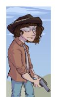 Carl Grimes by Paulycat