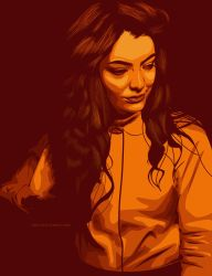 Lorde by iPeccatore