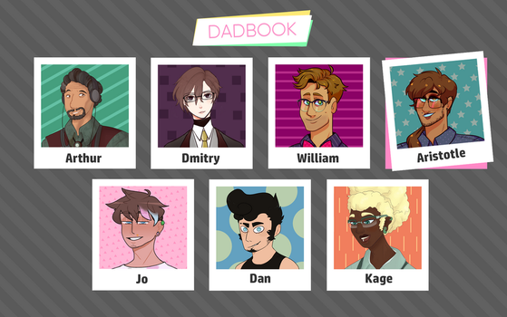 .:DB.: Welcome to Dadbook! by kass-the-kitten