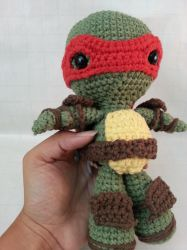 Raph front by bluu-sparrow