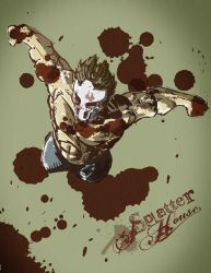 Splatter House by enemydownbelow