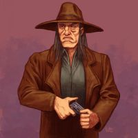 Daily Sketches Saint of Killers by fedde