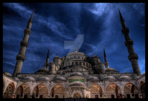 Sultanahmet by Confidence-tr