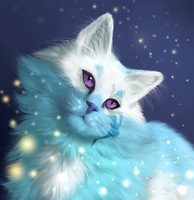 Stars and dust by Martith