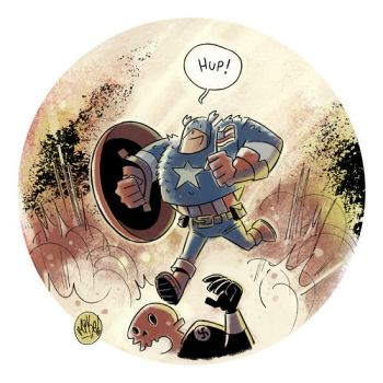 Cap by mikemaihack