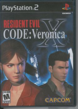 Resident evil code veronicaX by clunker429