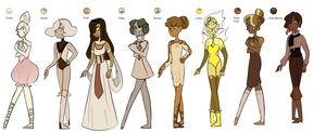 Pearl Challenge Adopts Batch 1 [REDUCED PRICES] by Airebellae