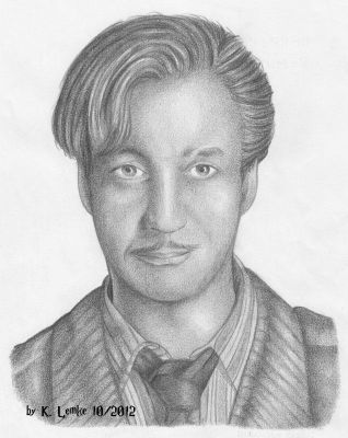 Remus Lupin by PotionsTeddy