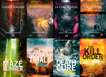 + The Maze Runner (Libros PDF) by DreamsPacks