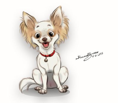 Chihuahua by R-FakonWolf