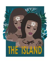 THE ISLAND . Exclusive Edition by Vic4U